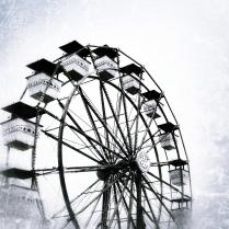 Ferris Wheel by the Boardwalk