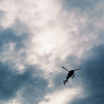 Helicopter Sky