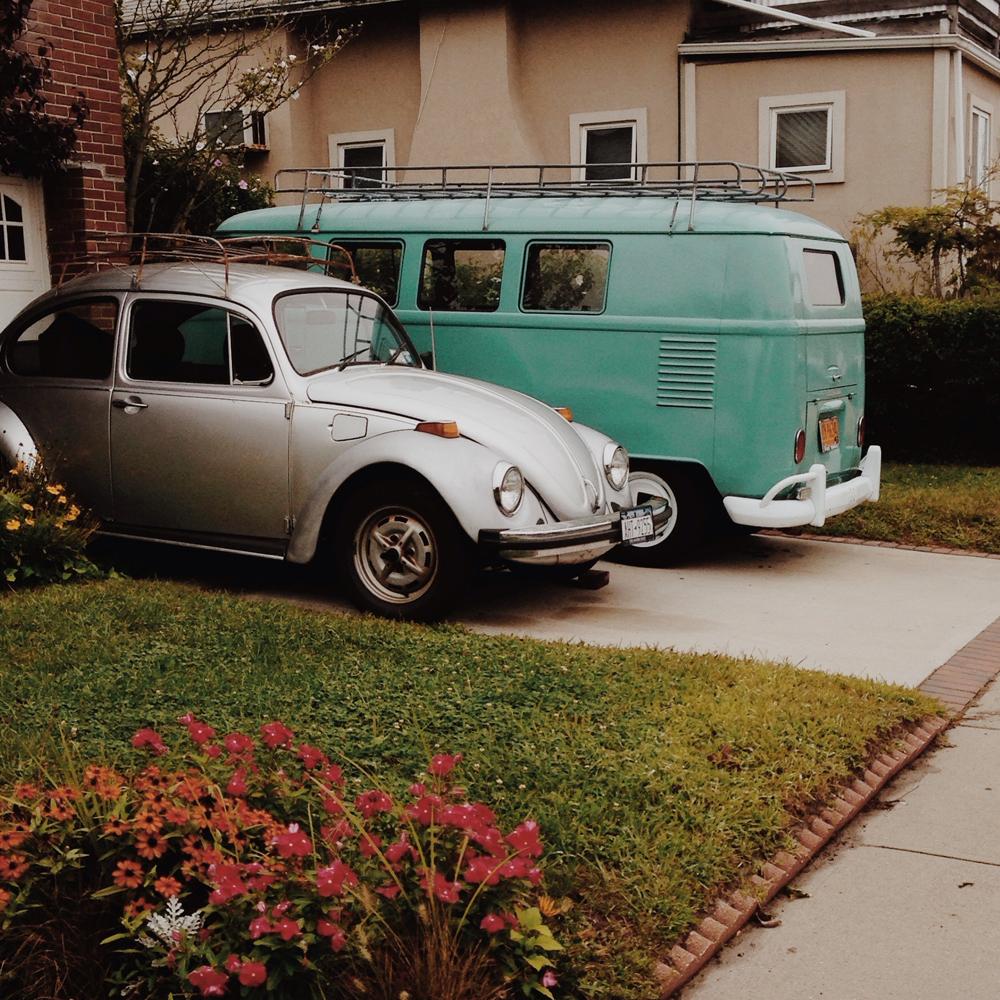 Volkswagen Beetle Bus